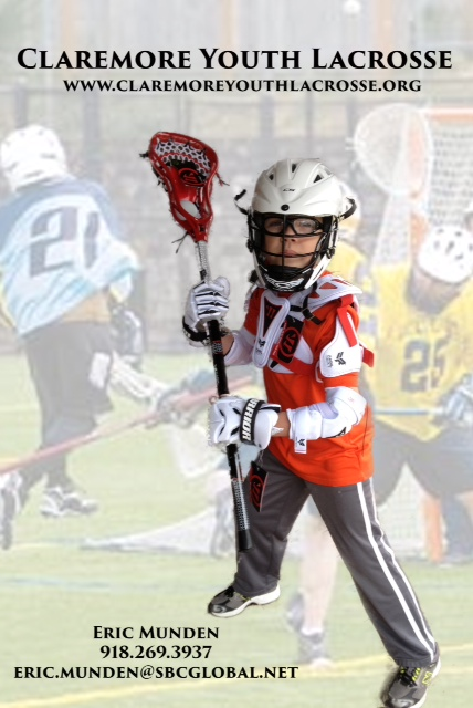 Claremore Youth Lacrosse